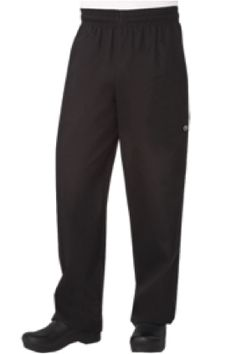 Many chefs have been discovering the comfort of wearing baggy chef pants in the kitchen.