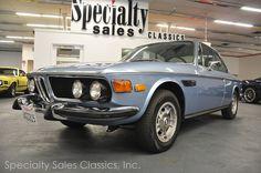 1973 BMW 3.0 2 Door Coupe