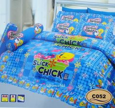 Tweety bedroom... I need this bed set. | Tweety ...