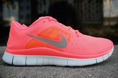 Nike Free Run 3.0: cute and good!