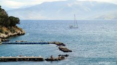 The premises of the #Nafplio Yacht Club in the #Peloponnese, #Greece