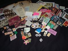 Ephemera Victorian ATC  Kit 100 Pieces also Great by KindredSpirit, $9.99