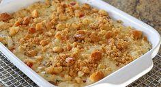 L'un des plats les plus appréciés par toute la famille, voici la recette duCrumble de courgette au poulet avec Thermomix.