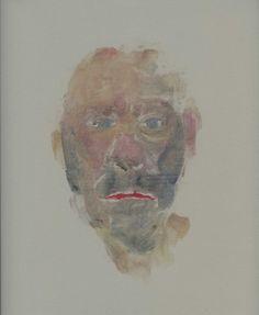 "Saatchi Online Artist: L Verkler; Monotype, Printmaking ""Untitled"""