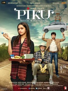 Piku ... Got to watch this : The Actor, The Legend and The Beauty ^_^
