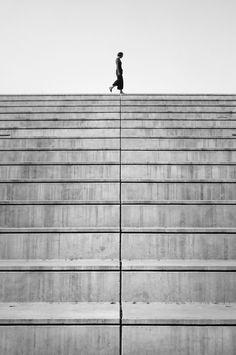 photo by Andrés Cañal Line Photography, Minimal Photography, Urban Photography, Still Life Photography, Creative Photography, Black And White Photography, Amazing Photography, Street Photography, Portrait Photography