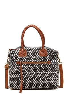 T-Shirt & Jeans Braided Handle Tote by T-Shirt & Jeans on @HauteLook, $29.97 (reg $54.00 - 44% Off)