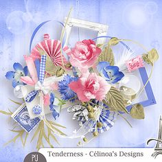 minikit Tenderness - Les Essentiels by Celinoa's Designs http://digital-crea.fr/shop/index.php?main_page=index&cPath=336_347