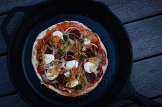 Pizza_salami_chilli kraut