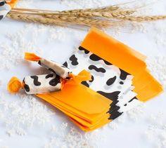 批发烘焙包装 牛轧糖包装纸 包装油纸 糖果纸 颜色可选 约200片装
