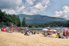 5 mountain beaches near Asheville