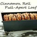 Cinnamon Roll Pull-Apart Loaf - I want to slice them to make French Toast