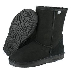 Bearpaw boots, wouldn't go thru winter without them!!!