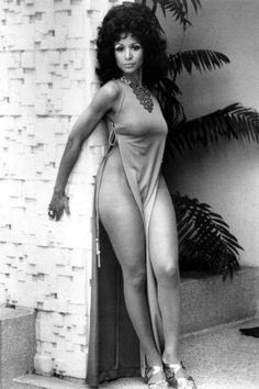 This is one of my favorite pics of Freda Payne.