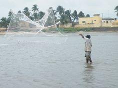 Pêcher, Aného, Togo