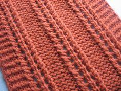 Free Pattern: Northern Loop by tante ehm  Bulky yarn, 10 1/2 needles