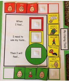 Behaviour control sheet