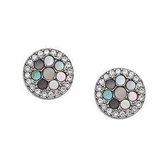 Fossil Vintage Glitz - Women Earrings on YOOX. The best online selection of Earrings Fossil. Fossil Jewelry, Money Clip Wallet, Engraved Gifts, Wallets For Women, Women's Earrings, Studs, Women Jewelry, Vintage, Jitter Glitter