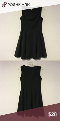 Selling this Flirty black sleeveless dress on Poshmark! My username is: katiebat. #shopmycloset #poshmark #fashion #shopping #style #forsale #Forever 21 #Dresses & Skirts