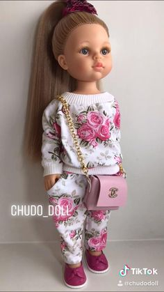 Paola reina clothing for sale Ag Doll Clothes, Diy Clothes, Girl Dolls, Baby Dolls, Barbie Funny, Little Girl Toys, American Girl Clothes, Barbie Dress, Diy Dress