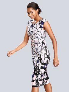 Letní šaty   klingel.cz Alba Moda, Boho Chic, High Neck Dress, Dresses For Work, Shorts, Model, Vermont, Fitness, Fashion