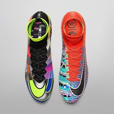 "COM (Soccer) on Instagram  ""Two outrageous limited edition releases from   nikefootball this year.  What The Mercurial  and the  Mercurial X EA Sports   . 0c856bccd2313"