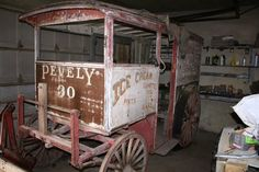 Pevely Dairy's horse-drawn wagon, which was used to make milk deliveries to St. Louis homes in the first half of the 20th century. On Saturday, May 14, Arthur F. Kerckhoff, Jr., passed away at