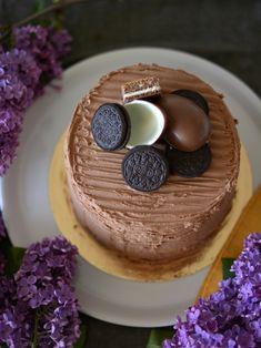 Colors in the Kitchen: Csokoládétorta Oreo kekszes krémmel Chia Puding, Creme Brulee, Nutella, Oreo, Panna Cotta, Cheesecake, Mini, Food, Colors