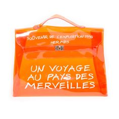 3c9beba5dc Shop authentic Hermes Vinyl Kelly Limited Edition at revogue for just USD  719.00