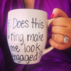 Clever Ways to Announce Your Engagement