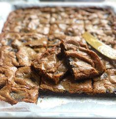 Fika, Cookie Bars, Tapas, Cravings, Sweets, Snacks, Cookies, Recipes, Dreads