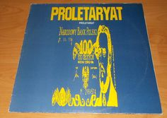 "PROLETARYAT ""Proletariat"" (Arston 1991) polish punk band"