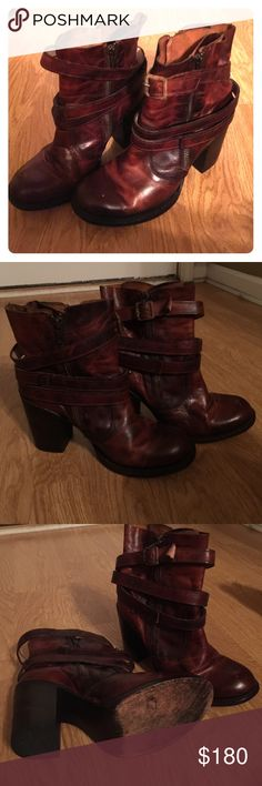 "Freebird ""BAMA"" Boot Cognac Freebird ""BAMA"" Boot 😊 Worn Twice!! Absolutely GORGEOUS Boots!! No scratches or scuffs! Freebird by Steven Shoes Ankle Boots & Booties"