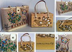 enid collins vintage purses