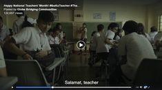 Globe Telecom pays tribute to teachers across PH Globe Telecom, Visayas, Mindanao, Unsung Hero, Project Based Learning, Schools, Philippines, Behavior, No Response