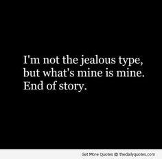 Jealous Quotes. QuotesGram