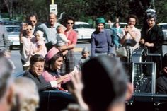Sonia King was just 10-years-old when her father, a Dallas jewelry wholesaler, photographed the sun-splashed, cheerful scene in Dealey Plaza mere minutes before President John…
