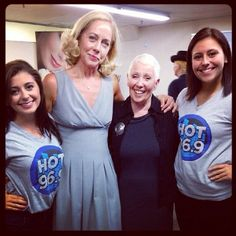"""We loved our """"Love The Way You Look"""" event last Thursday! Thank you to everyone who came by and made our night so much fun! We love you all and hope you enjoyed it as much as we did! #catherinehinds #lovethewayyoulook #funfunfun #hot969boston"""
