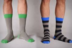 Socrates Socks. These are real high tech socks!