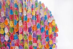 Gummy Bear Chandelier | HUH.