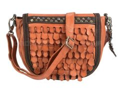 Billy the Kid - REPTILE - Leder Schultertasche