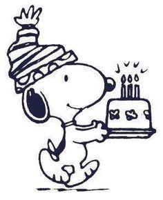 Happy Birthday Snoppy