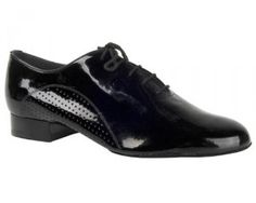 Patrick Mens Wide Fit Ballroom Shoes