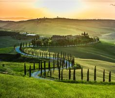 Toscane …