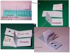 Mini Book Tutorial http://www.mundorecetas.com/8/viewtopic.php?f=50&t=332288&st=0&sk=t&sd=a&start=630