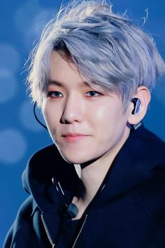 Find images and videos about kpop, exo and baekhyun on We Heart It - the app to get lost in what you love. Baekhyun, Exo Korean, Korean Boy, Kai, Kim Minseok, Kpop Exo, Puppy Face, Exo Members, Chanbaek
