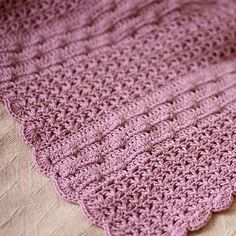 Crochet Blanket Pattern by sweet.dreams
