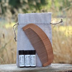 WildRogueBotanicals Beard Oil Sampler Set