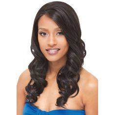 14 Inch Water Wavy #1 Remy Human Hair Full Lace Wigs(FM030)