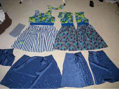 1950's dress pattern